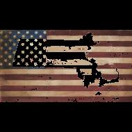 Design ~ Mass Flag USA