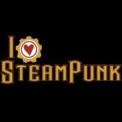 I Love Steampunk