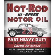 Hot-Rod Hi Speed Motor Oil