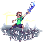 i can swing my sword shirt tobuscus mp