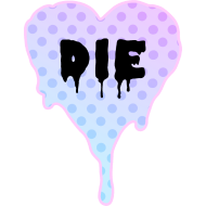 Design ~ Die Heart Print