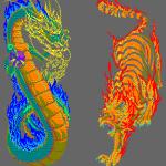 Dragon & Tiger