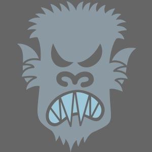 Angry Halloween Werewolf