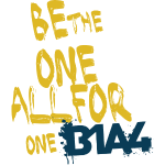 B1A4  - Be the One All for One (Grafitti)