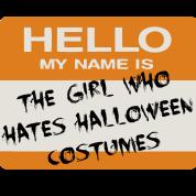 Halloween Tag (Girl)