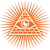 All seeing eye, pyramid, triangle, freemason, god,