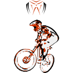 mtb_logo__downhill_rider_vector_design