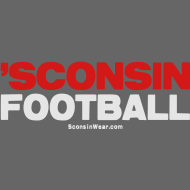 Design ~ 'Sconsin Football