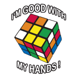 Rubik's Cube I'm good with my Hands