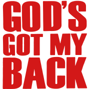 GOD'S GOT MY BACK