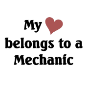 heart belongs to a mechanic