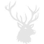 stag night bachelor deer moose elk antler antlers