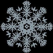 Snowflake Ornament Design