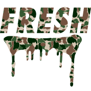 Fresh Woodlands Camo