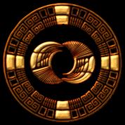 Maya Time-Wheel 2012 - crop circle - Silbury Hill