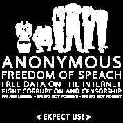 Anonymous 2 - White