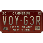 Voyager Plate