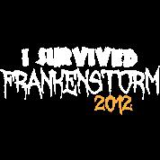 I survived Frankenstorm 2012