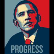 Barrack Obama Progress