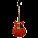 guitar ES-335 red