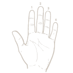 Grey Hand