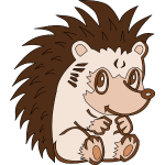 hedgehog_transparent_2