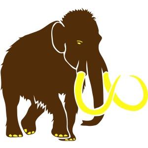 mammoth stone age cave hunter ivory