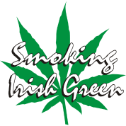 Smoking Irish Green