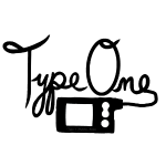 Type One Diabetes - Insulin Pump 2 (Black)