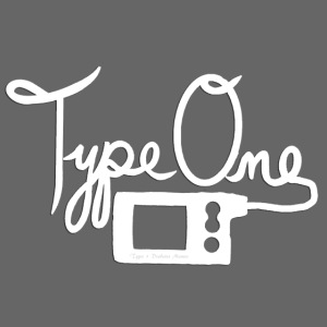 Type One - Insulin Pump 2- White