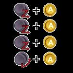 Shadowblade Combo