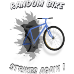 Random Bike Strikes Again