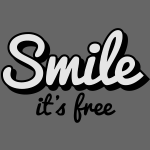 Smile it's free