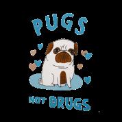 Pugs. Not drugs.