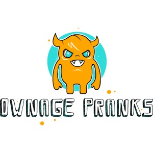 ownagepranks logo orange