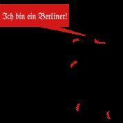 Berlin Bear - Ich bin ein Berliner