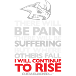 there will be pain Gym Motivation