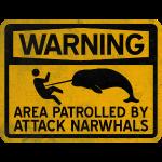 Attack Narwhals - Vintage