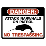 Attack Narwhals on Patrol