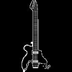Electric Guitar (Vector)