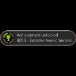 Achievement unlocked awesome xbox 360