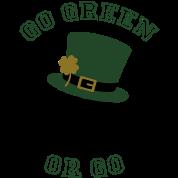 Go Green Moustache 2