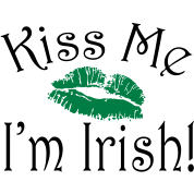 Kiss Me, I'm Irish, Green Lipstick