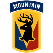 86th Infantry BCT (Mountain)