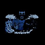 Lomadia - Thug Life Blue
