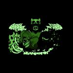 Lomadia - Thug Life Green