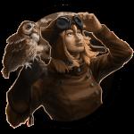 Lomadia - Aviator Sepia