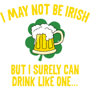 I May Not Be Irish