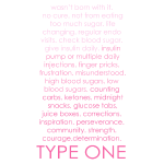 Type One Ombre - Pink