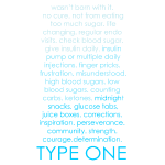 The Inspire Collection - Type One - Blue